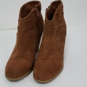 Nine West booties sz 5